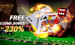 VEGAS9CLUB - TOTAL 230% WELCOME BONUS