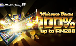 WELCOME ONLINE CASINO BONUS- MOBILEPLAY88