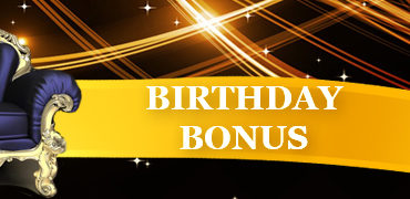 Birthday Bonus - GDBET333