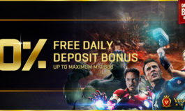 10% DAILY ONLINE CASINO BONUS- VEGAS9CLUB