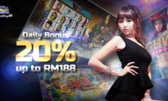 Mobileplay88 - 20% Daily Bonus
