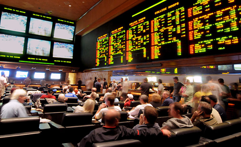 Shading Sports Betting Lines