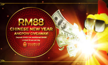 RM88 Chinese New Year Ang Pao Giveaway