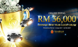 Chinese New Year Lucky Draw 2017