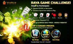 Raya Game Challenge! - Vegas9club