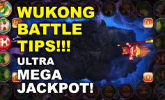 WuKong Battle World -check this out !!!! TIPS TO HIT's ULTRA MEGA Jackpot (Video)