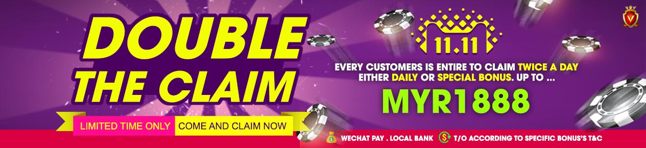www.vegas9club.com online casino malaysia double 11