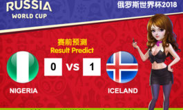 WORLD CUP PREDICT: NIGERIA VS ICELAND