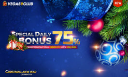 Christmas Special Promotion by Vegas9club