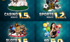 Highest Rebate of Online Casino in Malaysia